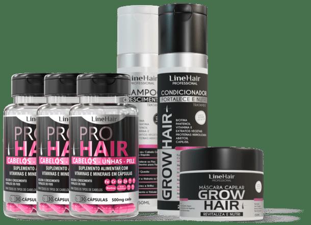 Grow Hair Funciona