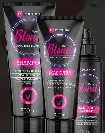Ever Blond funciona