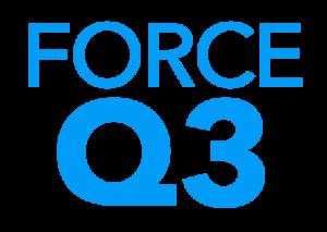 force q3 logo
