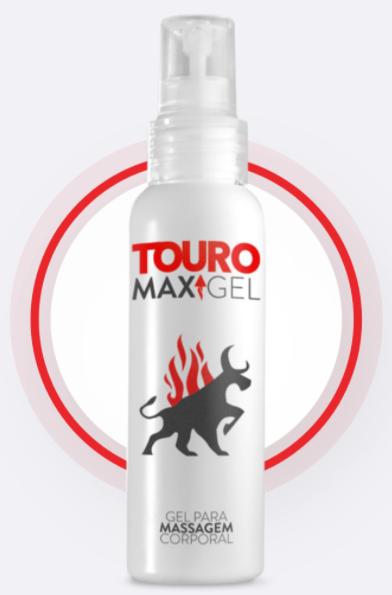 touro max gel composição